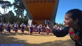 Украинские танцы в Курземе / Ukrainas kultūra Kurzemē / Culture of Ukraine in Kurzeme, Ventspils