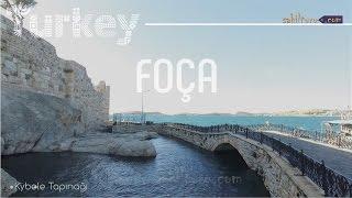 Foça İzmir Türkiye | Foca Phokaia Izmir TURKEY | Foça Tanıtım Filmi