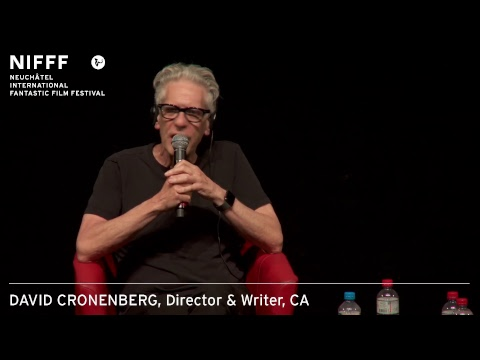 NWF  How literature has consumed the work of the David Cronenberg  EN