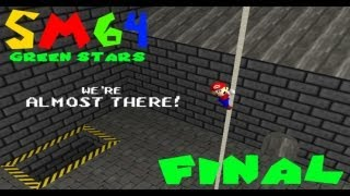 SM64 The Green Stars Part 9 (Final) - Have A Green Day!