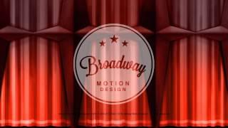 Hairspray Scenic Projections: Act 2, Scene 5