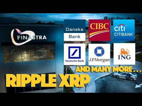 Ripple XRP: What Banks Will Use XRP For Settlement Through Finastra? These Are Likely The Ones