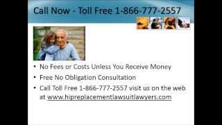 Stryker Hip Recall Lawyer Cincinnati OH 1-866-777-2557 - Ohio Hip Replacement Lawsuit
