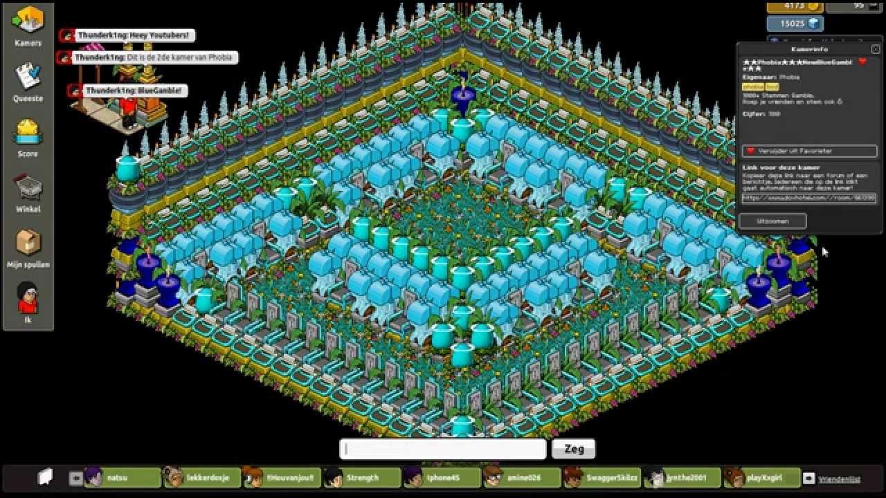 Phobia s kamers deel 2 blue gamble dox hotel youtube