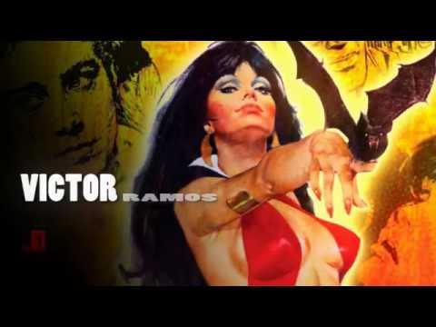 Vampirella Featurette: VICTOR RAMOS, el artista desconocido trás Vampirella
