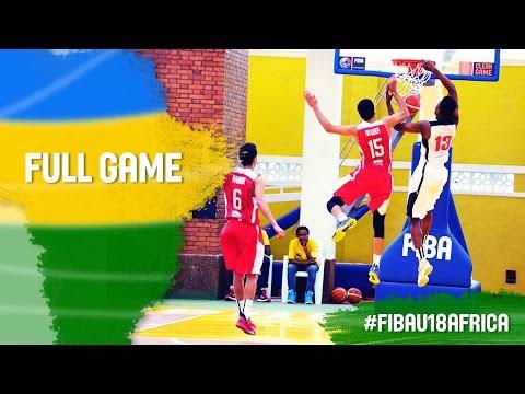 Angola v Tunisia - Full Game - 2016 FIBA Africa U18 Championship