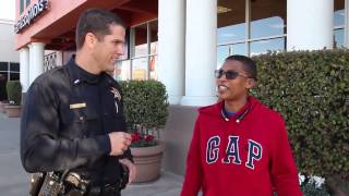 Holiday Crime Prevention Video