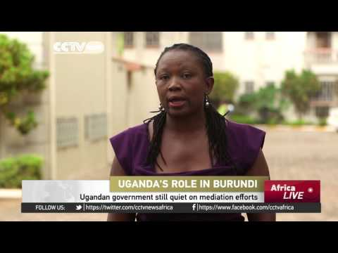 Ugandan government still quiet on Burundi mediation efforts