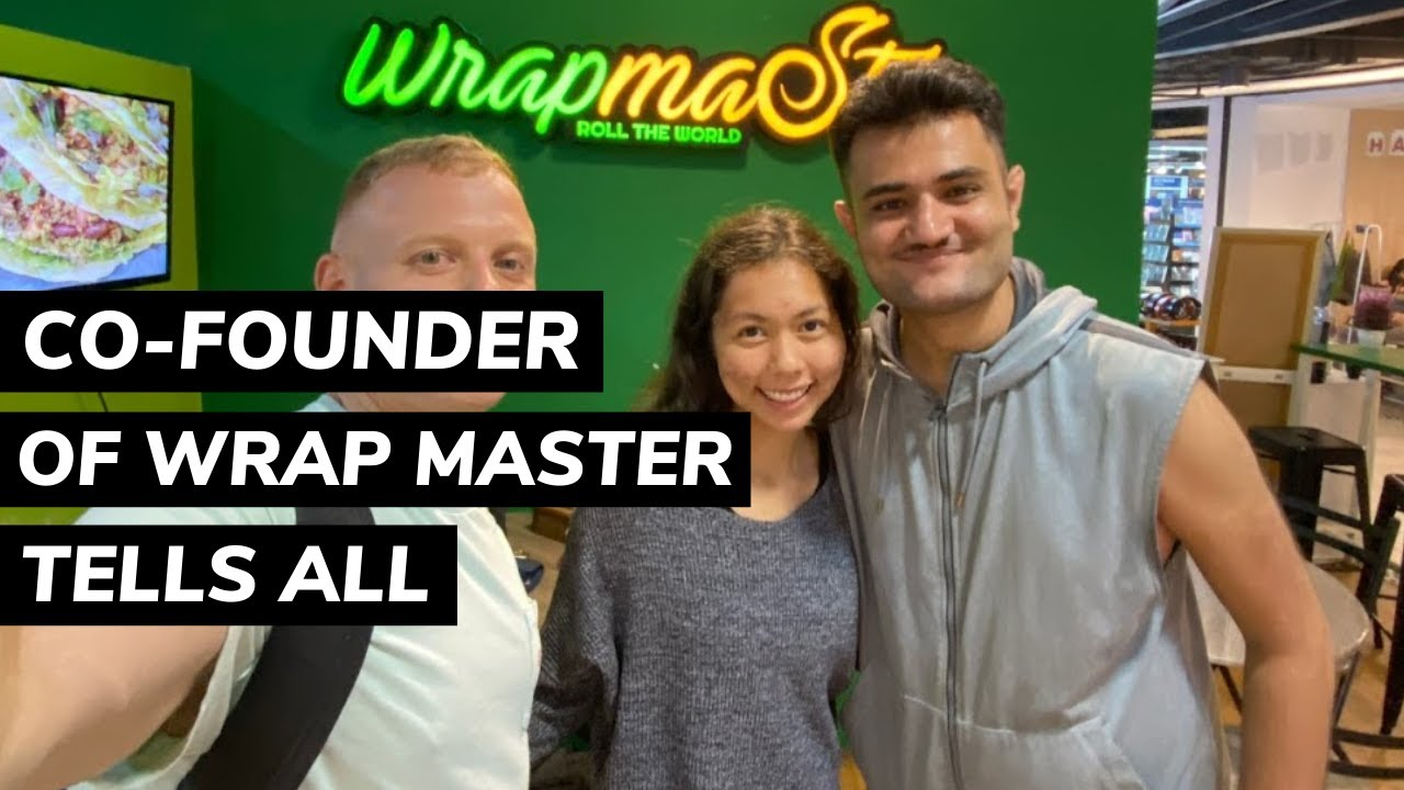(25) Chiang Mai Digital Nomads Don't Think BIG Enough! 🎙Sarkis Buniatyan (Co-Founder WrapMaster) LT