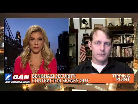 Benghazi Security Contractor Speaks Out to Liz Wheeler on OAN
