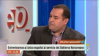 """Cao de Benós: """"El reportaje de en tierra hostil es una total manipulación"""" - Espejo Público"""