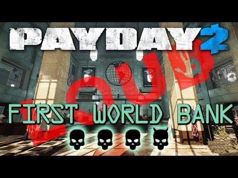 [Payday 2] First World Bank loud (Mayhem)