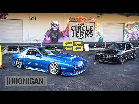 HOONIGAN DT 174: ZWINGS V8 E36 VS Gorilluhhs RX7 #CIRCLEJERKS