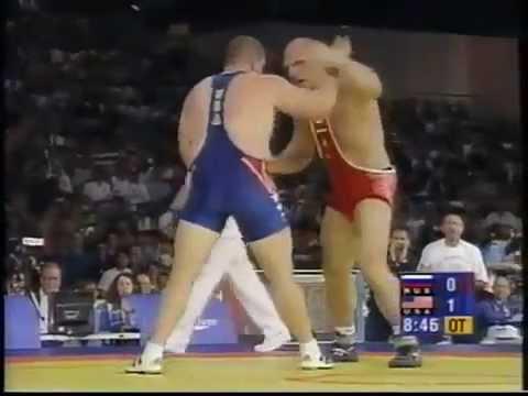 Alexander Karelin vs Gardner Rulon - Olympic Full Match