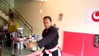 okinava shorin ryu karate sri lanka kyoshi  gamini soysa
