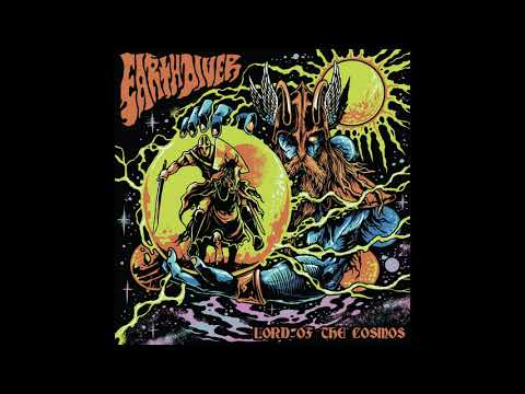 Earthdiver - Lord of the Cosmos (2020) (New Full Album)