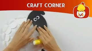 Craft Corner | Cartoon for Children - Luli TV