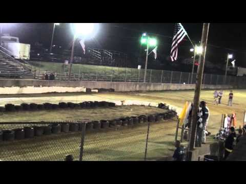 8-6-13 Warren County Speedway XX Heavy Feature