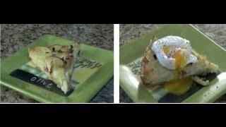 Potato Leek Tart With Bacon