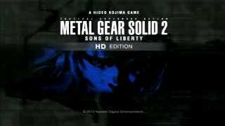 MGS2 Speedrun - 1:32:55 - No save, Big Boss rank, NG++, with loading trick