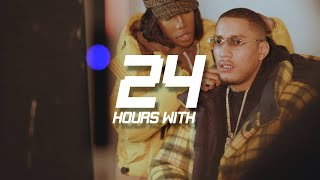 Dutchavelli | 24 Hours With (Ep.17) | Link Up TV