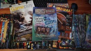 Игровые журналы начала 2000-х годов. Новости о PlayStation, Xbox, STALKER 2