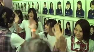 8月5日(日)研究生「会いたかった」NMB48劇場出張公演メイキング 2/2 (井...