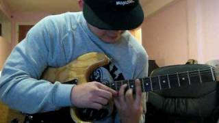 R&B Guitar Tutorial - P. Diddy ft. Loon - I Need a Girl Part II