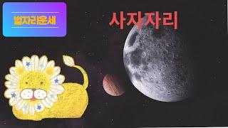 별자리운세 사자자리/12성좌운/점성술/총운/사자자리운세