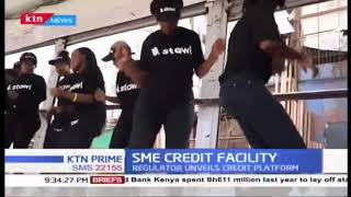 Central Bank of Kenya launches mobile loan facility for SMEs