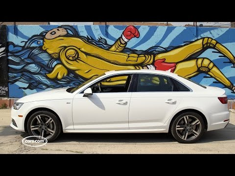 2017 Audi A4: First Drive