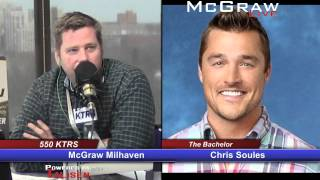 The Bachelor Chris Soules Discusses Reality TV