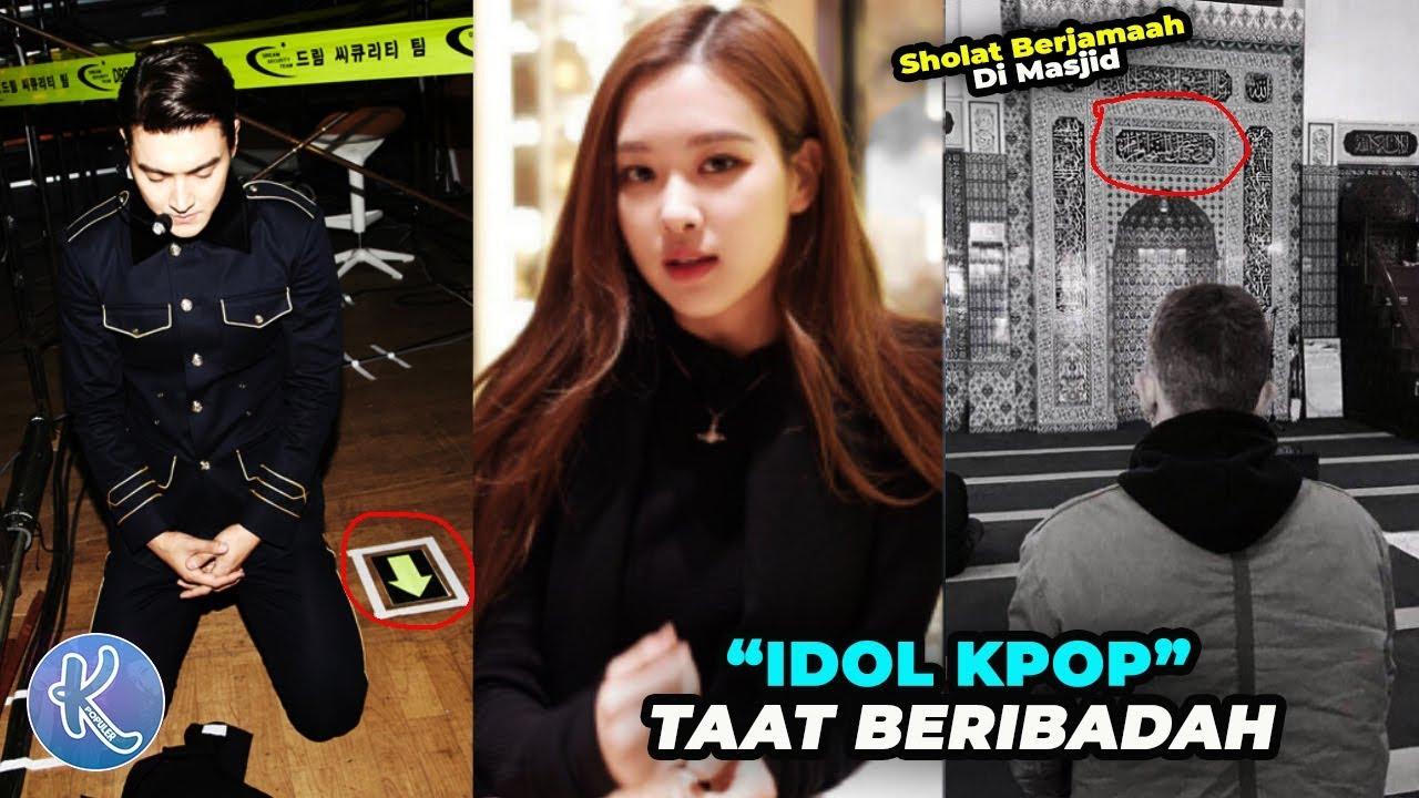 Selalu Mengingat Tuhan 7 Idol Kpop Yang Dikenal Taat Beragama Youtube