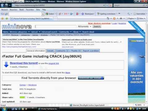 rfactor 2 download torrent tpb
