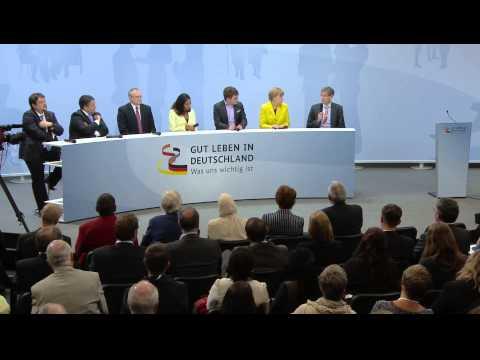 """Bürgerdialog """"Gut leben in Deutschland - was uns wichtig ist!"""" (Langfassung)"""