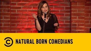 Stand Up Comedy Una donna romantica - Martina Catuzzi - NBC - Comedy Central