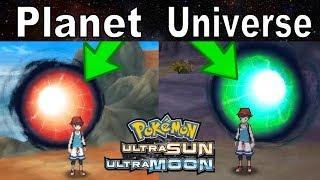 Ultra Beast Planets?! [Ultra Sun and Moon Wormhole Theory] | @GatorEXP