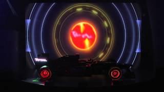 Lotus F1 Team Hits the Lights