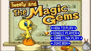 GBA Intro Collection - Tweety & The Magic Gems