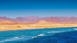 יורדים לסיני | מעבר לחושות: טבילה בגב מים, טיפוס על 'הר סיני' וצלילה בים