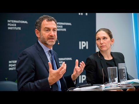 Toby Lanzer on Nigeria and the Lake Chad Region