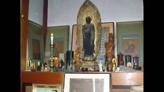 お釈迦様の眼 乙寶寺(新潟県胎内市乙)