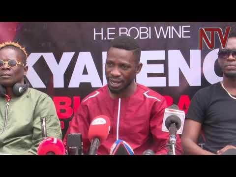 Bobi Wine takes Kyalenga concert to Busaabala