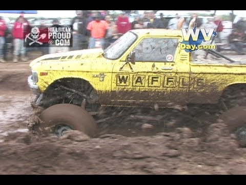 Mud Bog #3 Awesome Acres 5-12-13 Carroll, OH