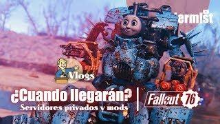 ¿Qué fue de los servidores privados de Fallout 76?