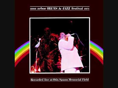 Ann Arbor Blues & Jazz Festival 1972 (Full Album)