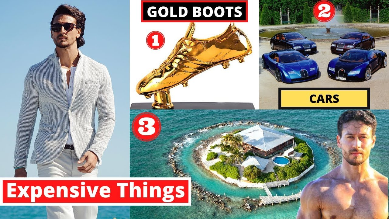 10 Most Expensive Things Tiger Shroff Owns - MET Ep 3