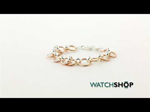 Links Of London Jewellery Ladies' Sterling Silver Aurora Bracelet (5010.3171)