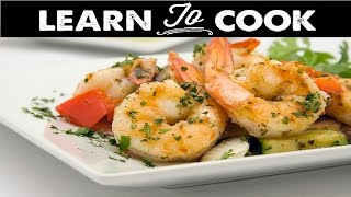 How to Cook Broiled Shrimp and Lobster Tails