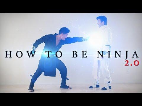 Cara Untuk Menjadi Ninja 2.0